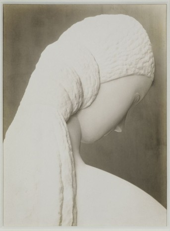 Constantin Brâncuși, Woman Looking at Herself in a Mirror (dedicated to Kiki), 1909 , Hauser & Wirth