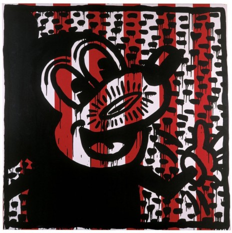 Keith Haring, Untitled , 1981 , Hauser & Wirth