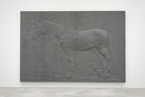 Charles Ray, Two Horses, 2019 , Matthew Marks Gallery