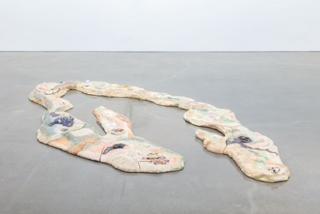 Liz Larner, Reef, 2019 , Regen Projects