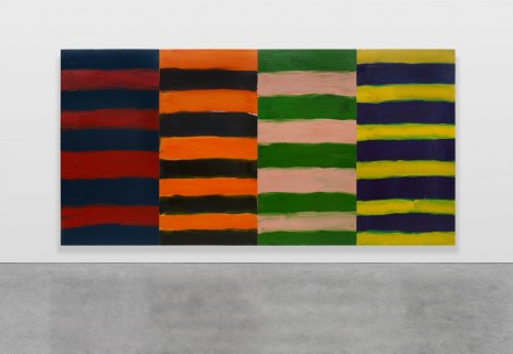 Sean Scully, Shutter, 2019 , Lisson Gallery