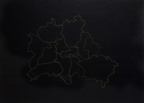 Ze Coeupel, Berlin Constellation, 2012, Exile
