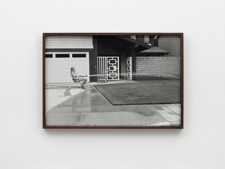 Ed Templeton, Man waters lawn HB, 2013, 2019 , NILS STÆRK