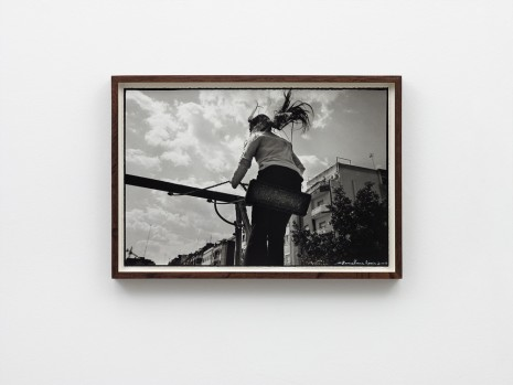 Ed Templeton, Barcelona, 2004 (Girl on swing), 2019 , NILS STÆRK