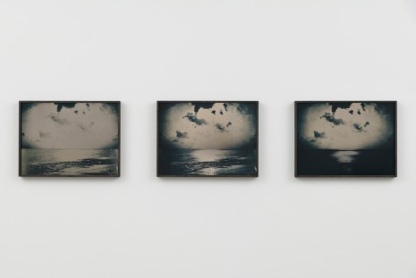 Lisa Oppenheim, An Effect of Sunlight - Ocean No. 23 (1857/2019) (Version II), 2019 , Tanya Bonakdar Gallery