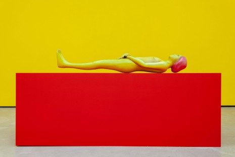 Nicolas Party, Body, 2019, The Modern Institute