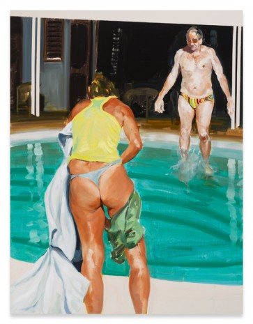 Eric Fischl, Promise of More to Come, 2019, Sprüth Magers