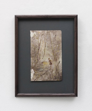 Elizabeth Magill , circles, undated , Kerlin Gallery