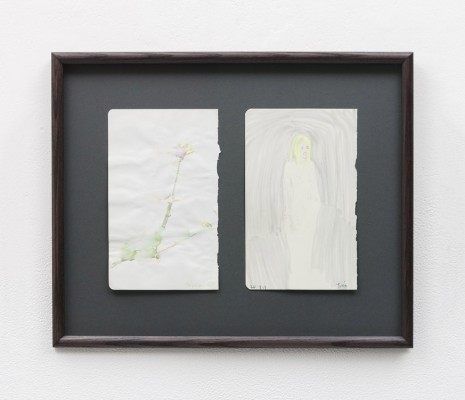Elizabeth Magill , pale stem, Turin, undated , Kerlin Gallery