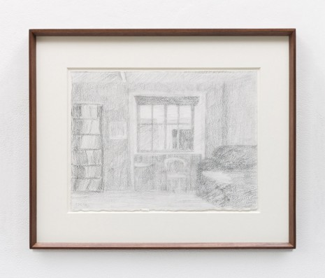 Stephen McKenna, Dark guest bedroom, 2016 , Kerlin Gallery