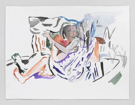 Cecily Brown, Untitled (Aft er Beckmann), 2012 , Contemporary Fine Arts - CFA