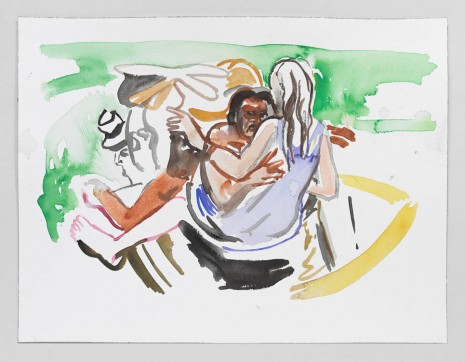 Cecily Brown, Untitled (After Beckmann), 2012, Contemporary Fine Arts - CFA
