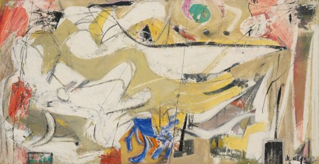 Willem de Kooning, Untitled, 1948 , Gagosian