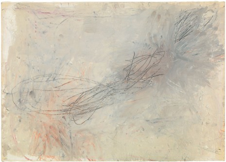 Cy Twombly, Untitled, 1957 , Gagosian