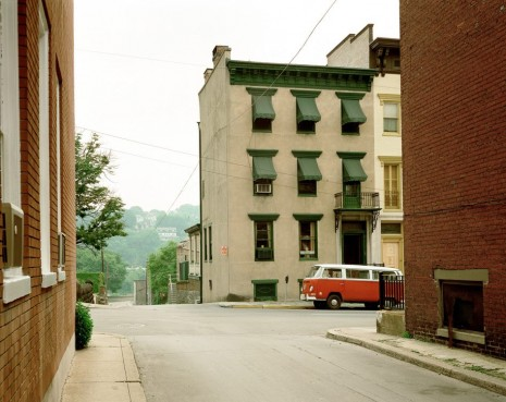 Stephen Shore, Church and 2nd Streets, Easton, Pennsylvania, June 20, 1974, 1974 , 303 Gallery