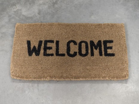 Ceal Floyer, Welcome, 2011 , 303 Gallery