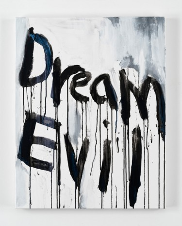 Kim Gordon, Dream Evil, 2019 , 303 Gallery