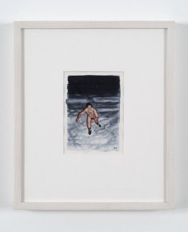 Tim Gardner, Untitled (Naked Runner), 1998 , 303 Gallery