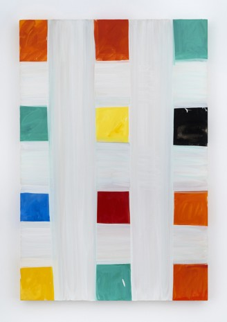 Mary Heilmann, Two Spot Charm, 1995 , 303 Gallery