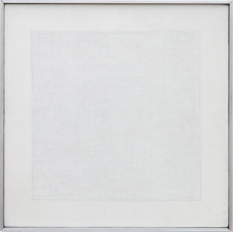Agnes Martin, Spring, 1965 , Galerie Thaddaeus Ropac