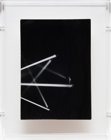 Leticia Ramos, Light photogram VII, 2016, Mendes Wood DM