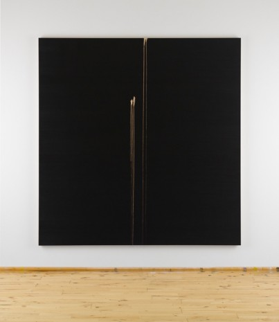 Callum Innes, Two Identified Forms, 2012, Sean Kelly