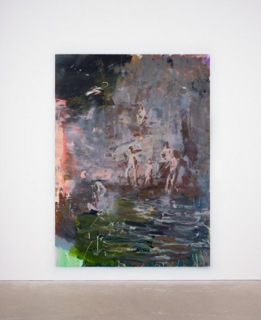 Wei Jia, River Bay, 2019 , David Zwirner