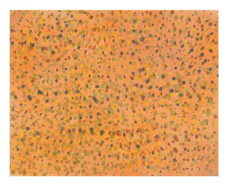 Howardena Pindell, Untitled, 1971 , Marianne Boesky Gallery