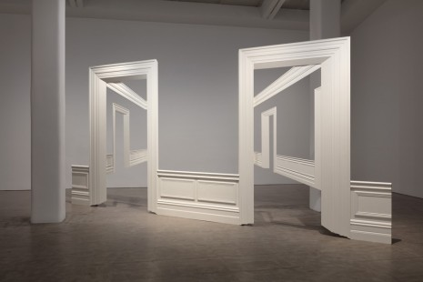 Walid Raad / The Atlas Group, Section 88_Act XXXI: Views from outer to inner compartments, 2010, Paula Cooper Gallery