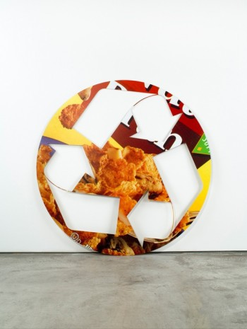 Kelley Walker, Untitled, 2006 , Paula Cooper Gallery