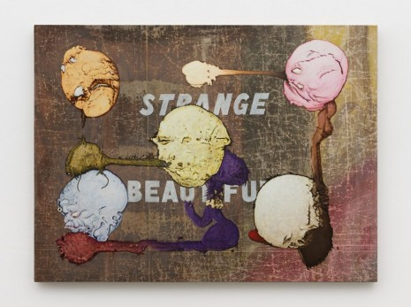 Jim Shaw, Strange Beautiful, 2019 , Praz-Delavallade