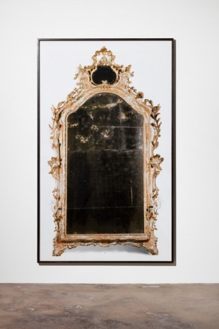 A Kassen, Mirror #1, 2013, Galleri Nicolai Wallner