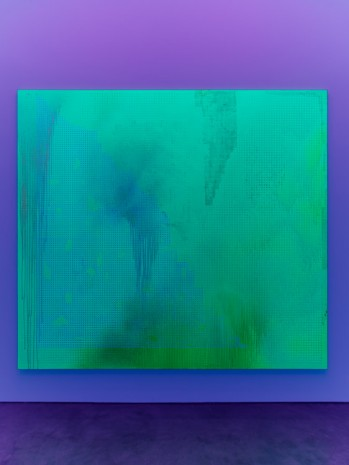 Jacqueline Humphries, Untitled, 2015 , Lisson Gallery
