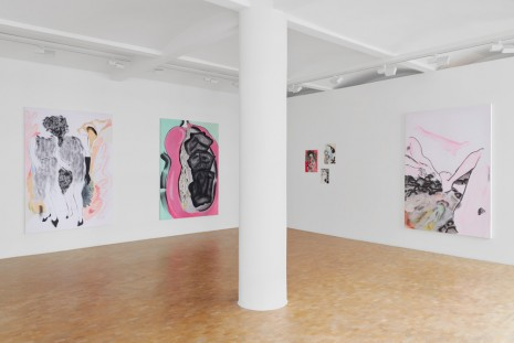 Sofia Stevi Pippy Houldsworth Gallery