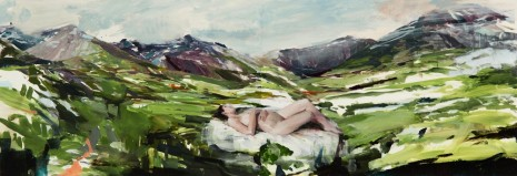 Alex Kanevsky, Midori in the Mountains, 2019, Hollis Taggart