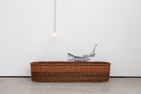 Simon Starling, Manual Transmission, 2019 , The Modern Institute