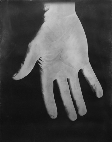 Simon Starling, Hand of the Artist, 2019, The Modern Institute