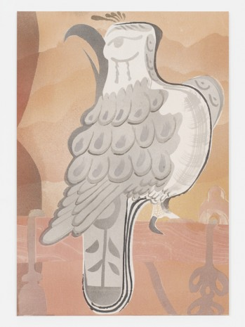 Matthew Lutz-Kinoy, Country Falcon, 2019 , Mendes Wood DM