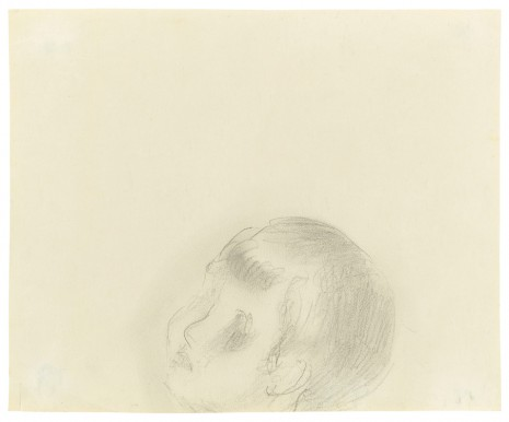 Otto Meyer-Amden, Head of boy, n.d. , Galerie Buchholz