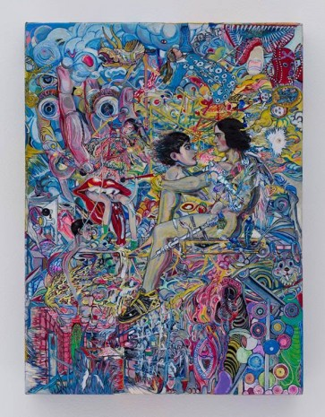 Ataru Sato, Over the rainbow, 2019 , Office Baroque