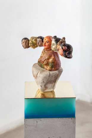 Bharti Kher, The offspring of a deity perhaps, 2019 , Hauser & Wirth Somerset