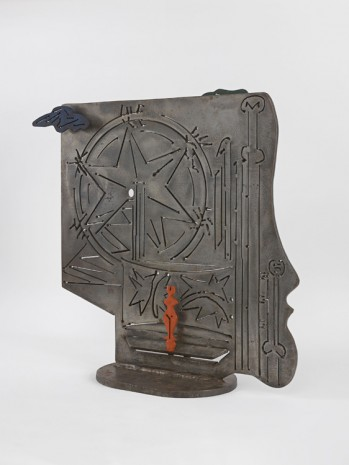 David Smith, Steel Drawing II, 1945 , Hauser & Wirth Somerset