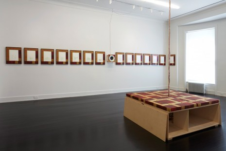 Stephen Prina, English for Foreigners (abridged), Petzel Gallery