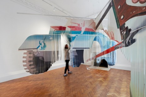 James Rosenquist, Visualising The Sixties, Galerie Thaddaeus Ropac