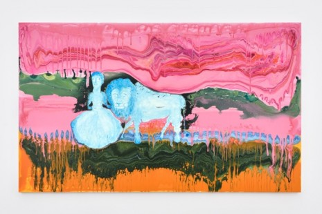 Genieve Figgis, Floating World, Almine Rech