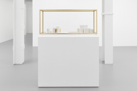 Edmund de Waal, a sort of speech, Galerie Max Hetzler