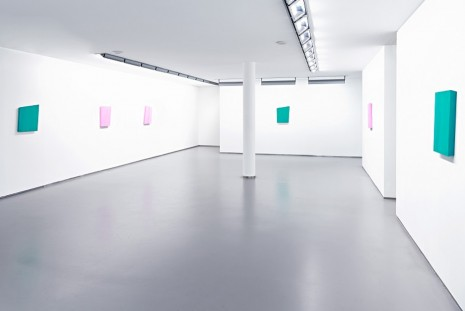 Madeleine Boschan, The Enormous Room, Galerie Bernd Kugler