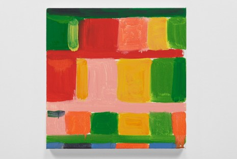 Stanley Whitney, Afternoon Paintings, Lisson Gallery