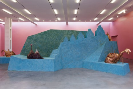 Wael Shawky, The Gulf Project Camp, Lisson Gallery
