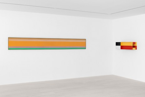 Kenneth Noland, Donald Judd, Kenneth Noland and Donald Judd: Color and Form, Mignoni